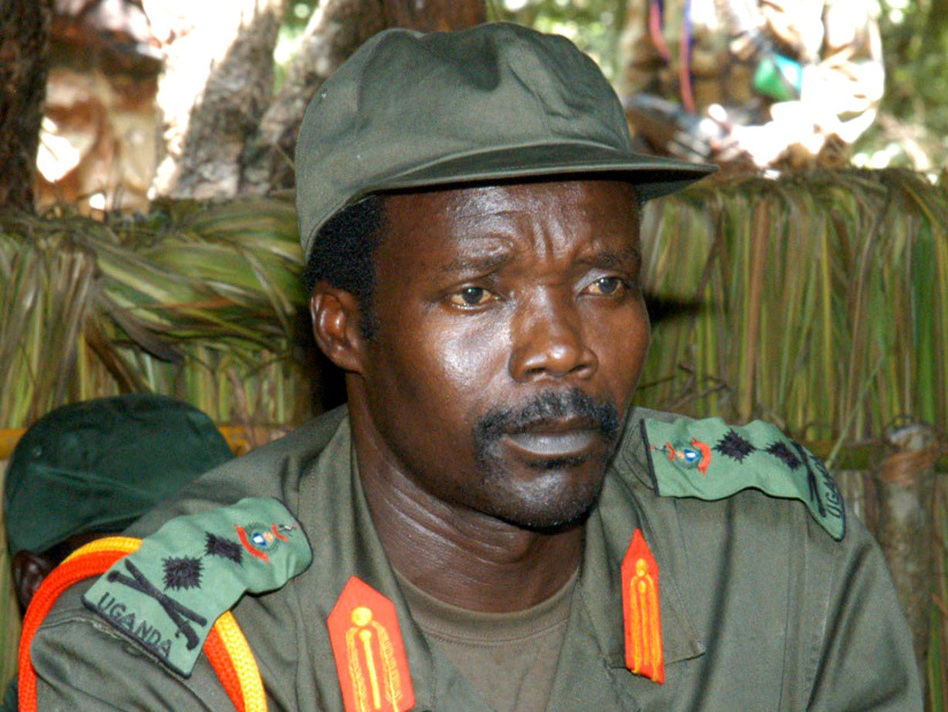 Joseph Kony's Lord's Resistance Army has been among the world's most brutal rebel forces for a quarter-century. But the Ugandan group received only sporadic international attention before this week, when an Internet video about Kony went viral. Here, Kony is shown in 2006 in southern Sudan. (STR/AP)