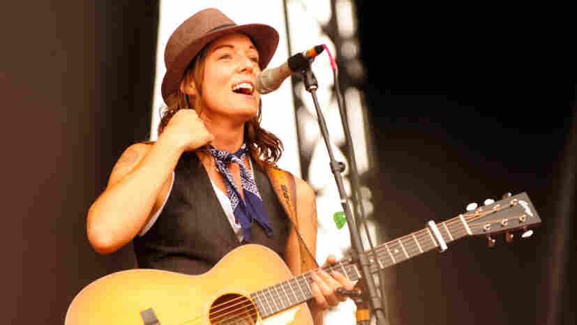 """Brandi Carlile's song """"Dying Day"""" took on new meaning for a Wisconsin woman hoping to adopt a child from Ethiopia."""