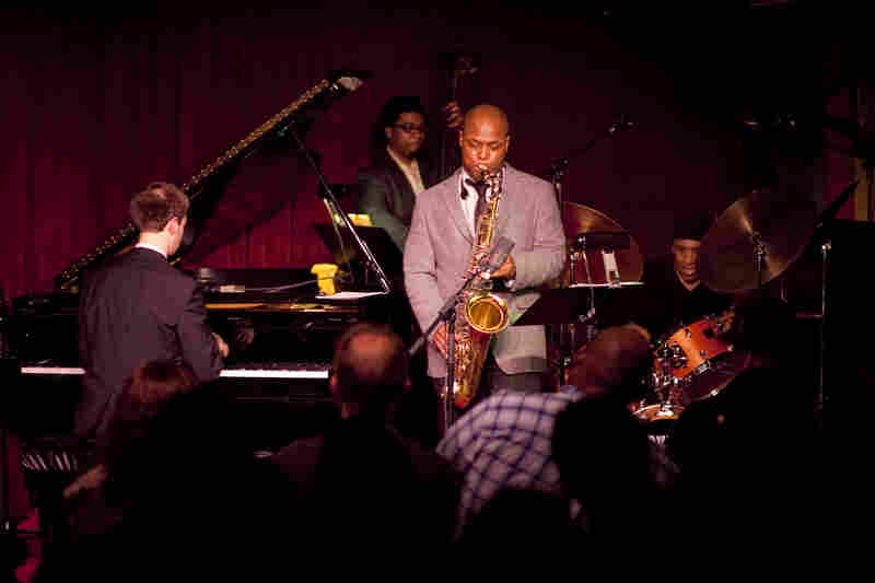 The Al Foster Quartet.