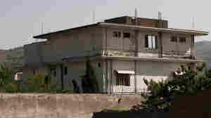 The compound in Abbottabad, Pakistan, where al-Qaida leader Osama bin Laden was found and killed. (May 3, 2011, file photo.)