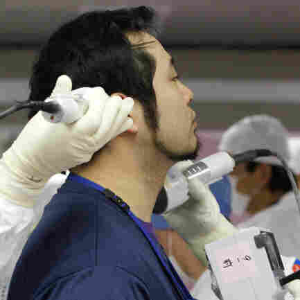 Trauma, Not Radiation, Is Key Concern In Japan