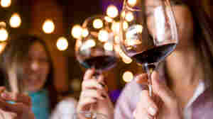 Women Who Drink Moderately Have Lower Stroke Risk