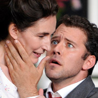 Soprano Veronique Gens and tenor Joseph Kaiser star in a production of Gluck's Alceste at the 2010 Aix-en-Provence Festival.