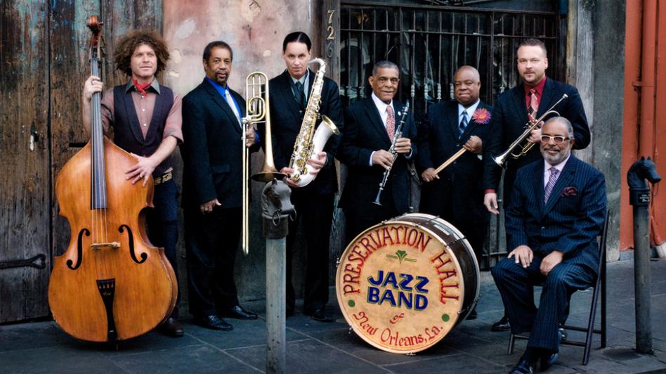 Preservation Hall Jazz Band. (Shannon Brinkman)