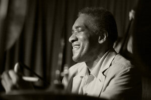 Al Foster performing live at the Village Vanguard.