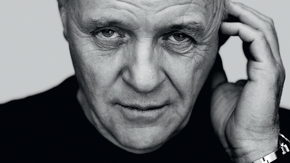 Anthony Hopkins Lives Out A Long-Deferred Musical Dream : NPR