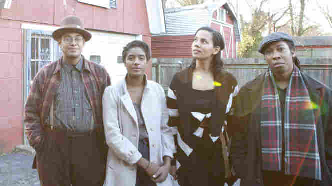 Carolina Chocolate Drops' new album is Leaving Eden.