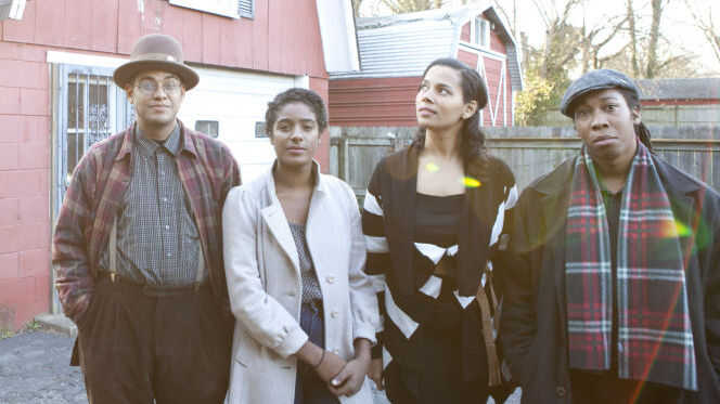 Carolina Chocolate Drops: Hooked On Old-Time Sounds