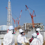 Last year's earthquake and tsunami crippled the Fukushima Dai-ichi nuclear power station. Foreign journalists saw cleanup and recovery work in process on Feb. 28.