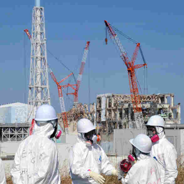 Crippled Japanese Reactors Face Decades Of Work