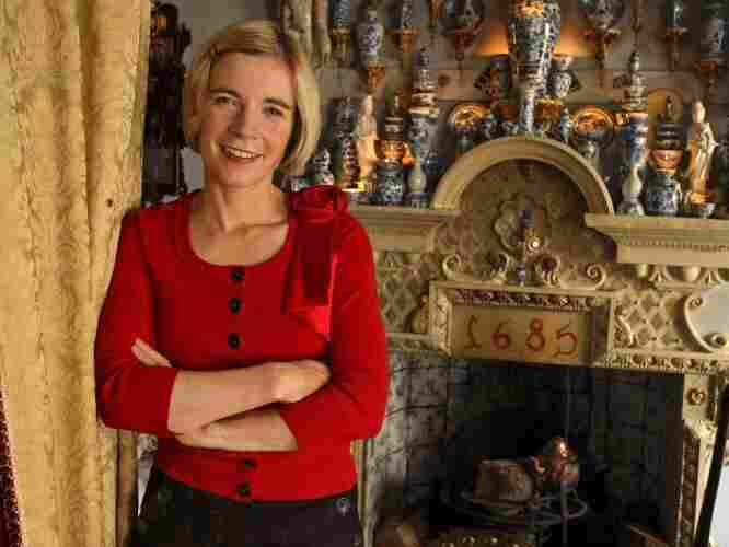 Lucy Worsley is the chief curator at Historic Royal Palaces, the independent charity looking after the Tower of London, Hampton Court Palace, Kensington Palace State Apartments, the Banqueting House in Whitehall, and Kew Palace in Kew Gardens.