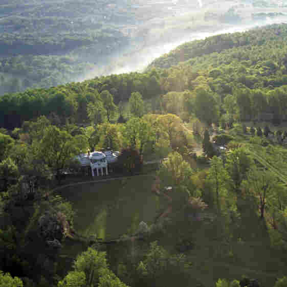 Life At Jefferson's Monticello, As His Slaves Saw It