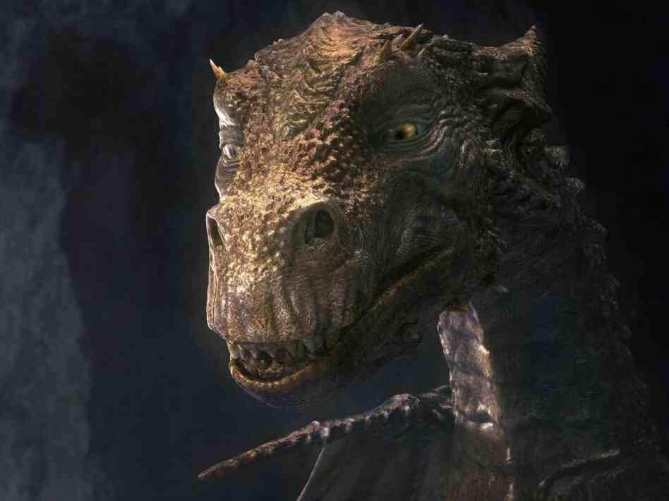 Merlin Dragon