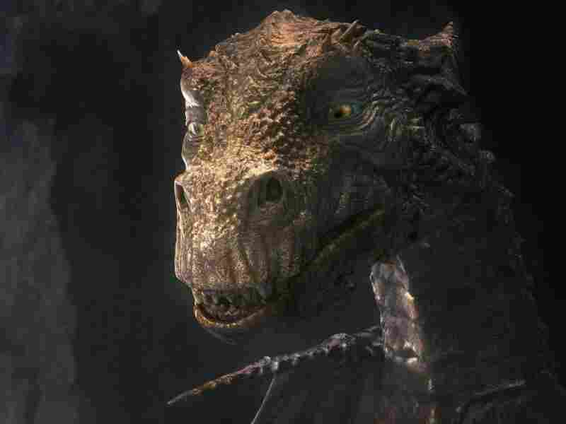 A thousand years old, the dragon Kilgharrah (voiced by veteran actor John Hurt) is both a boon and a bane to Camelot in the BBC series Merlin, which airs in the U.S. on SyFy.
