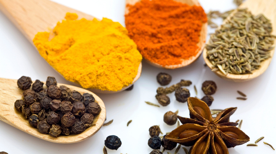 Research from Penn State finds heavily spiced meals — think chicken curry with lots of turmeric, or desserts rich in cinnamon and cloves — may do the heart good. (iStockphoto.com)