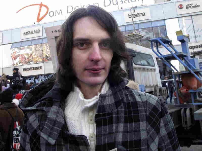 Opposition activist Maxim Kats, 27, won a seat on Moscow's municipal council.