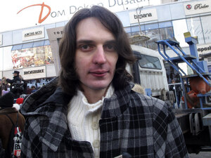Opposition activist Maxim Kats, 27, won a seat on Moscow's municipal council.