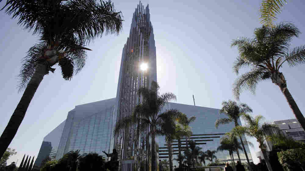 The Crystal Cathedral in Garden Grove, Calif. Crystal Cathedral Ministries filed for bankruptcy two years ago; last year the building was bought by the Catholic Diocese in Orange County.