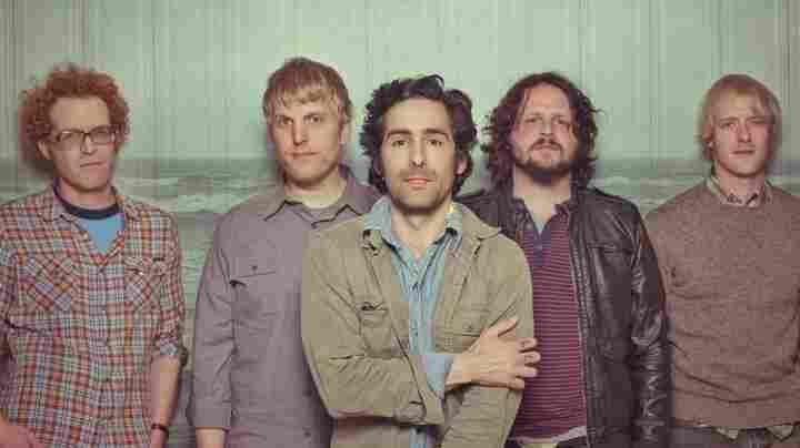 Portland rock band Blitzen Trapper are a favorite of World Cafe.