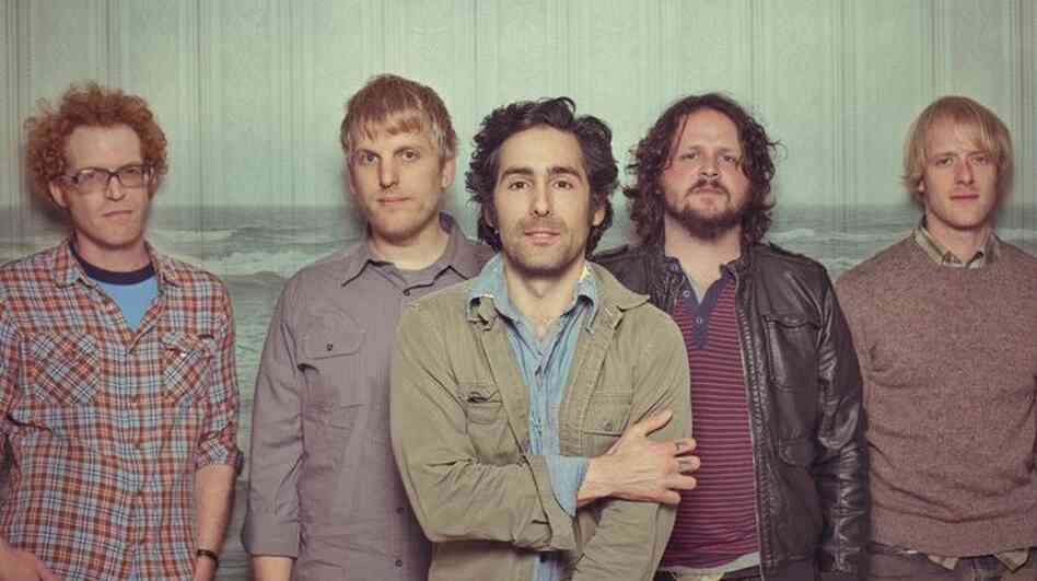 Portland rock band Blitzen Trapper are a favorite of World Cafe.