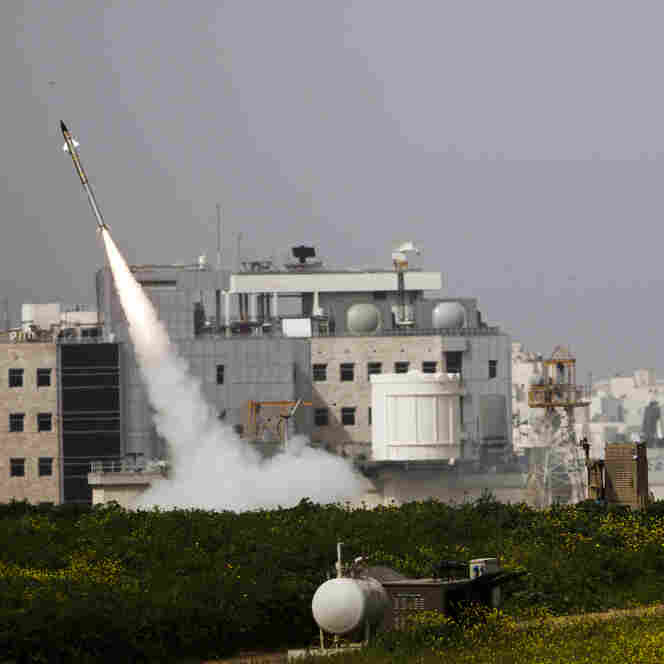 Israel: Rocket Shield Is Deflecting Gaza Attacks