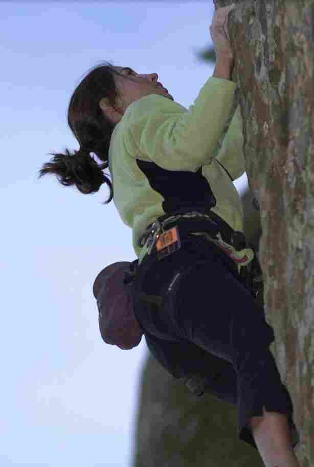 As a rock climber, Backcountry CEO Jill Layfield says moving from a Silicon Valley tech company to one in Utah was a no-brainer.
