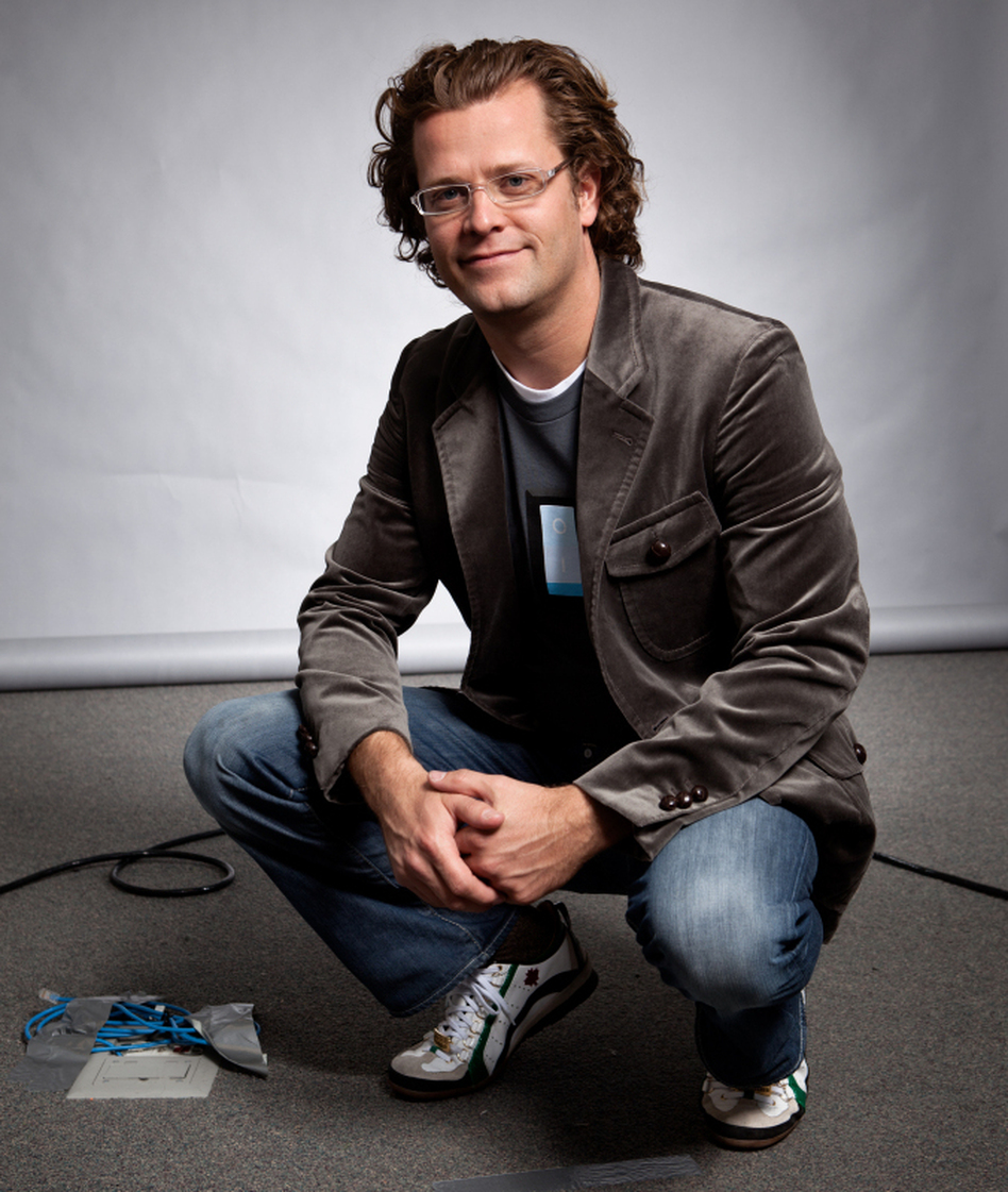 Josh James co-founded the Web analytics site Omniture in 1996, then sold it to Adobe for $1.8 billion in 2009. Domo is James' latest startup.