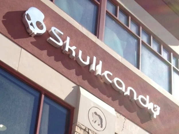 Skullcandy executive Jeremy Andrus says the company's mountainside location in Park City, Utah, is a defining part of its culture.