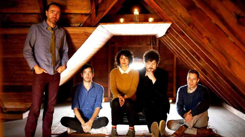 The Shins' latest release, Port Of Morrow, is their first album in five years.