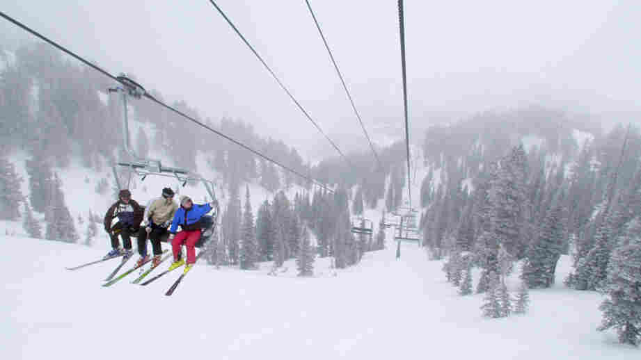 More and more technology companies are setting up shop in Utah, where the slopes, climbing, mountain biking and trail-running are bringing executives in all the way from Silicon Valley.