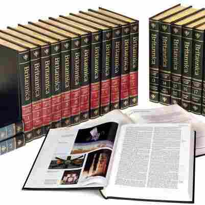 After 244 Years In Print, Encyclopaedia Britannica Goes All-Digital