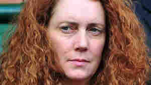 Former Murdoch Aide Arrested Again In Phone Hacking Investigation