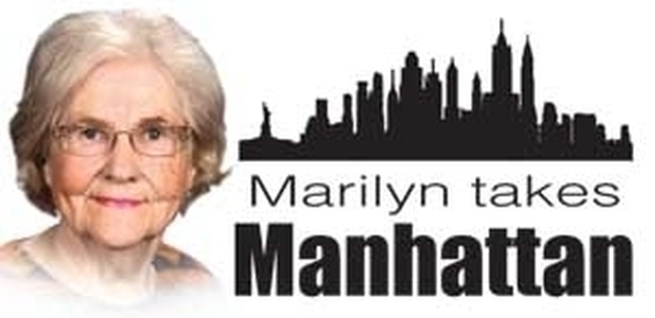 "Her fame has taken Marilyn Hagerty to New York City to be on the TV networks. And her newspaper has <a href=""http://marilynhagerty.areavoices.com/"">created a blog</a> just for following her travels."
