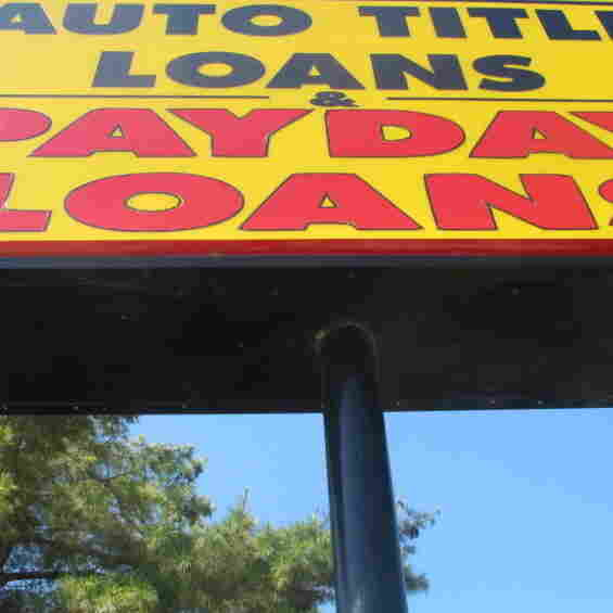 If You're Hiding It From Your Wife, That Payday Loan's 'Gotta Be Bad News'