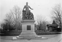 Lincoln Statue, Lincoln Park, Washington, D.C., circa 1920