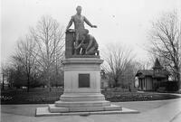 Lincoln Statue, Lincoln Park, Washington, D.C., circa 1920