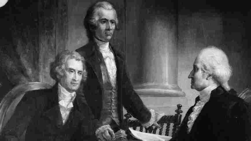 Historian Andrew Preston says George Washington, Thomas Jefferson and Alexander Hamilton were not religious themselves but did see religion as a source of morality.