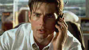 Tom Cruise as disillusioned sports agent Jerry Maguire