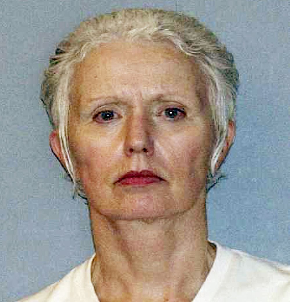 This undated file photo provided by the U.S. Marshals Service shows Catherine Greig, the longtime girlfriend of Whitey Bulger.