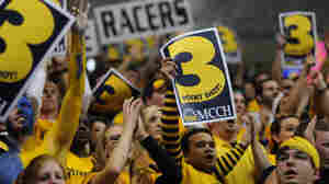 Murray State Racers Fans Revved Up Over NCAA