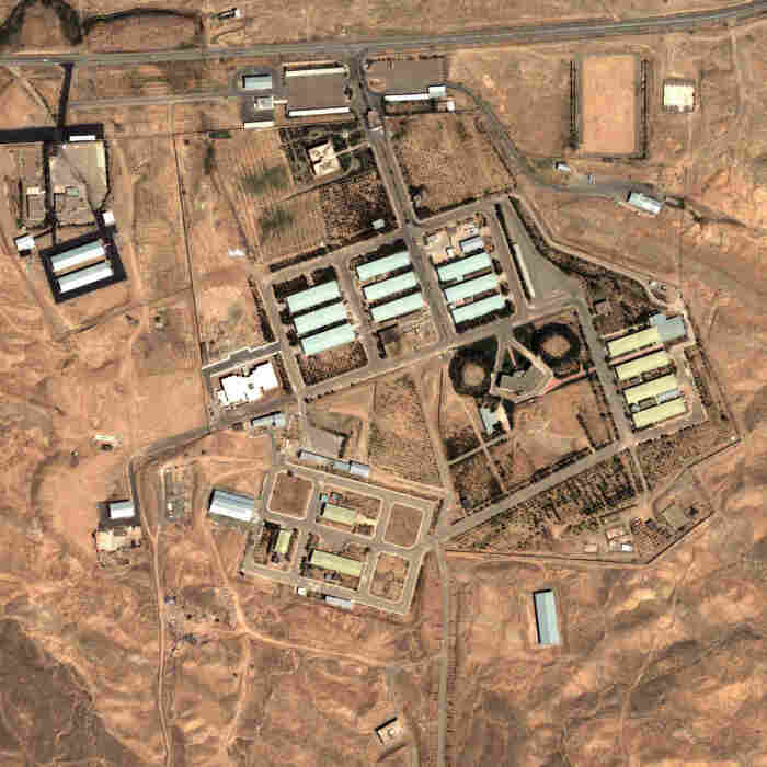 The Debate Over Bombing Nuclear Facilities In Iran