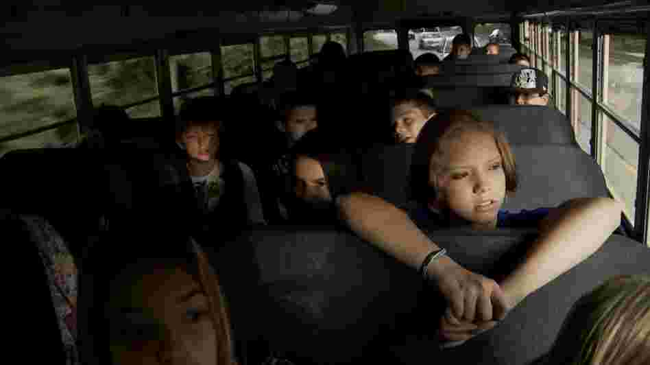 Road Rage: As documented in Bully, the school bus is a prime venue for students who target other students for verbal and physical abuse.