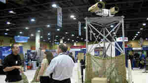 Defense Contractors See Hope In Homeland Security