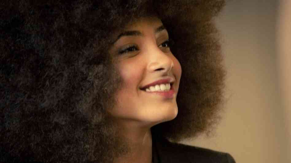Esperanza Spalding's new album, Radio Music Society, comes out March 20.