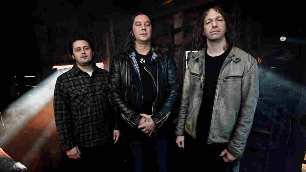High on Fire's new album, De Vermis Mysteriis, comes out April 3.