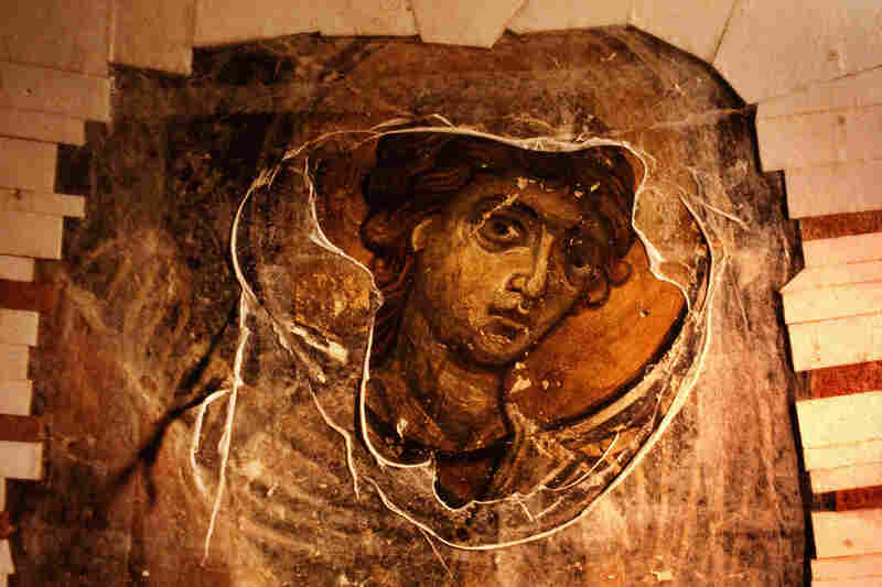 The fresco fragments were bought from the thieves by the French collector Dominique de Menil on behalf of the Church of Cyprus, the rightful owner of the frescoes, in exchange for the right to a long-term display.