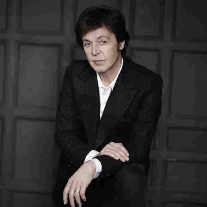 Paul McCartney Blows 'Kisses' To His Father's Era