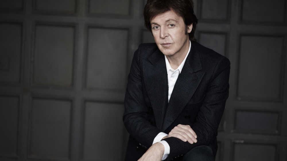 Paul McCartney Blows Kisses To His Fathers Era NPR