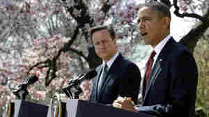 Obama, Cameron Say Afghan Mission Remains Unchanged