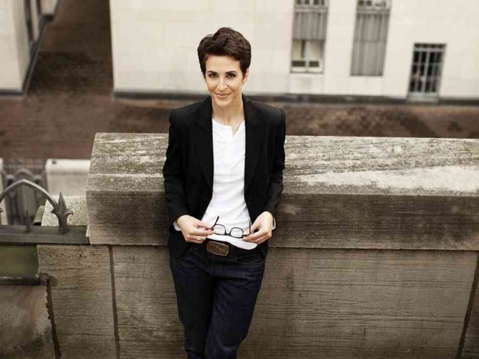 Rachel Maddow: The Fresh Air Interview : NPR